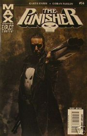 Marvel Max Punisher #54 Explicit